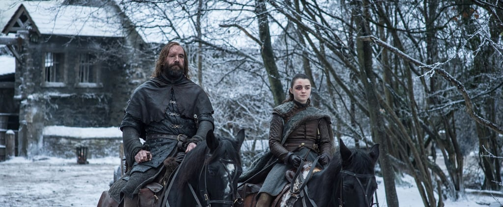 Arya and the Hound's Best Moments on Game of Thrones