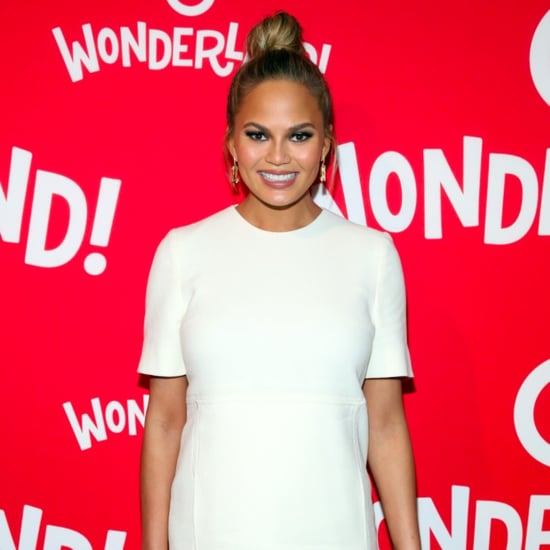 Chrissy Teigen at Target Event in NYC December 2015