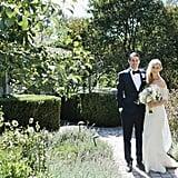 Elegant California Winery Wedding