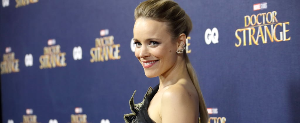 Rachel McAdams Pregnant With First Child