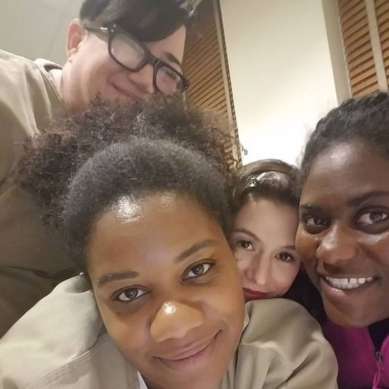 Orange Is the New Black Season 5 Instagrams