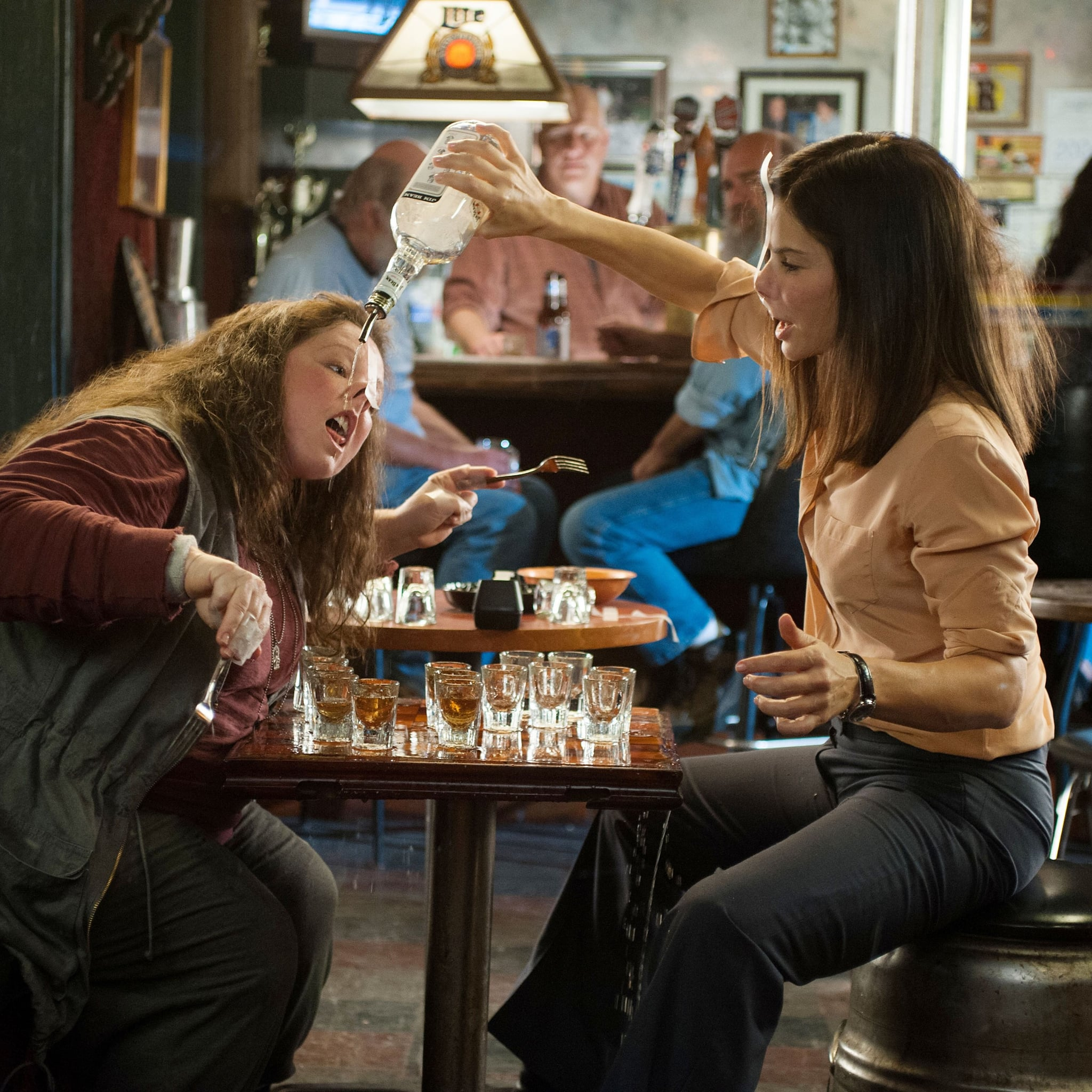 What are the films about female friendship