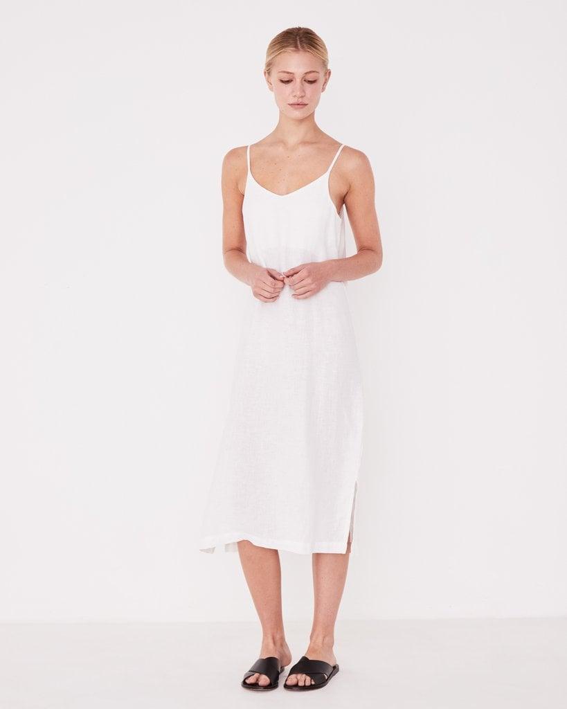Assembly Label Linen Slip Dress