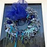 Denim Wreaths