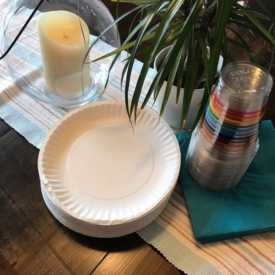 Why Moms Should Use Paper Plates For Meals