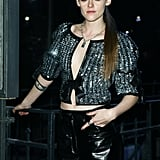Kristen Stewart at Chanel Metiers d'Art 2015 Fashion Show