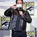 Ben Affleck at Comic-Con 2016 | Pictures