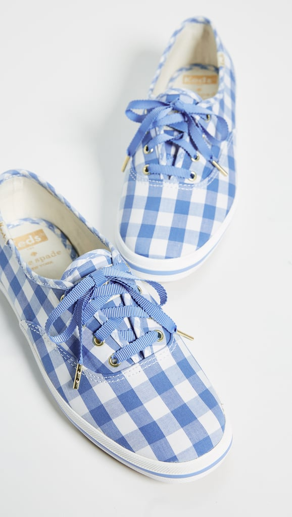 d2ab32e5c75 Keds x Kate Spade New York Gingham Sneakers