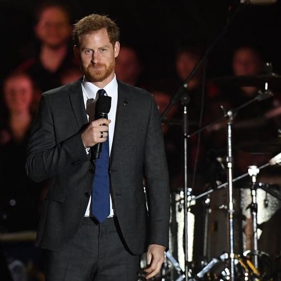 Prince Harry's Invictus Games Opening Ceremony Speech 2018
