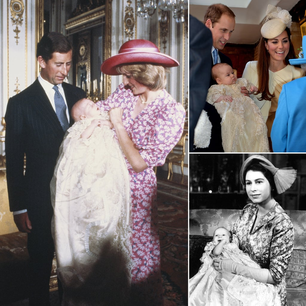 A History of Royal Baby Christenings