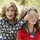 Grace and Frankie, Grace and Frankie Since learning about that their respective husbands were in fact, in love with each other, Grace and Frankie forged an unlikely friendship that surprised even themselves.