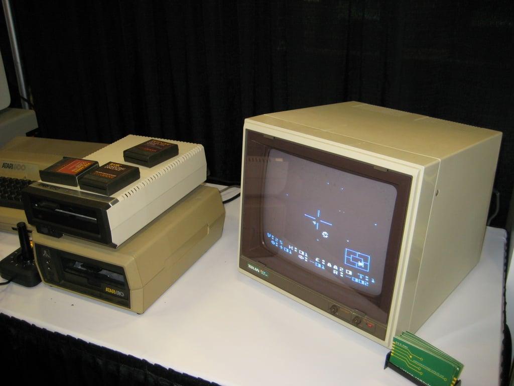 Maker Faire: Vintage Geek Computer Collection
