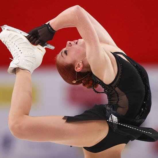Alexandra Trusova Lands 5 Quads During Test Skates