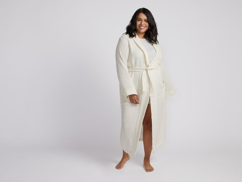Parachute Speckled Waffle Robe