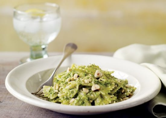 Bow Tie Pasta With Broccoli Pesto