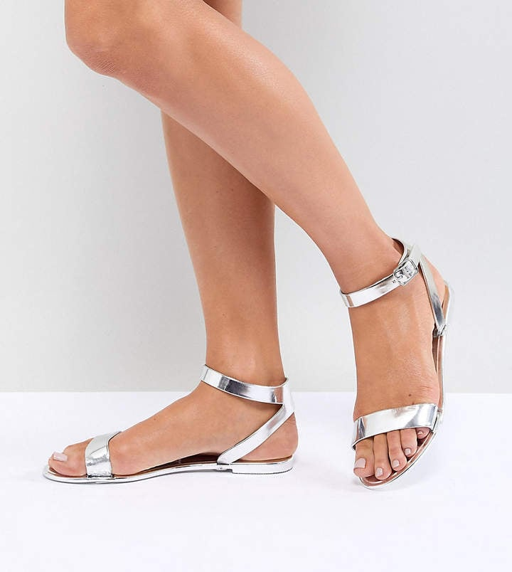 4e655f52a5a3 ASOS Felina Jelly Sandals