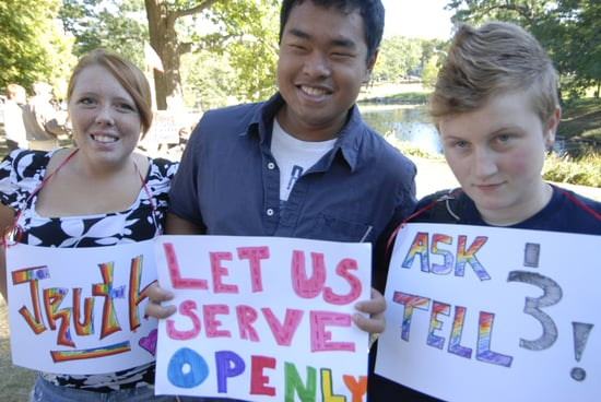 Openly Gay Americans Can Now Join Military
