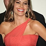 """""""I wear my underwear from Kmart from my Kmart line!"""" — Sofia Vergara, answering a question in the press room about what she was wearing under her gown. She followed up with, """"My Kmart underwear too!"""" when a reporter asker Ed O'Neill the same question."""