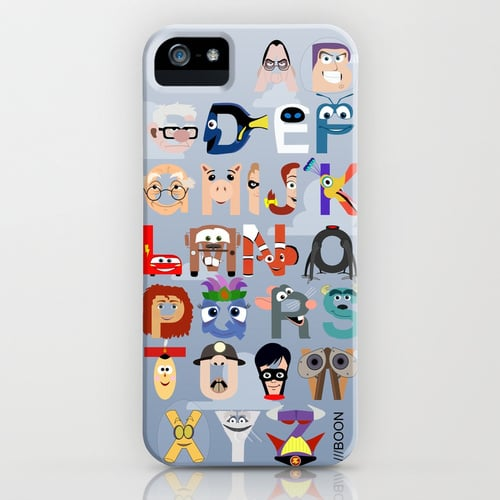 P Is For Pixar Case