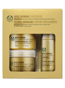 Brand-New Brand: Wise Woman by Body Shop