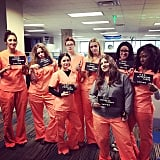 Bad Girls: Take Your Girlfriends to Prison This Halloween