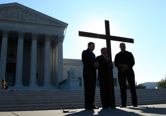 Supreme Court Considers Legality of Crosses on Public Land