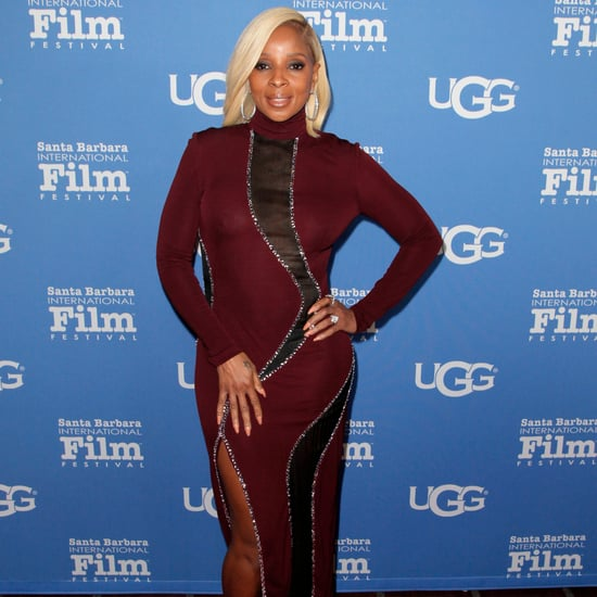 Mary J. Blige Workouts and Diet