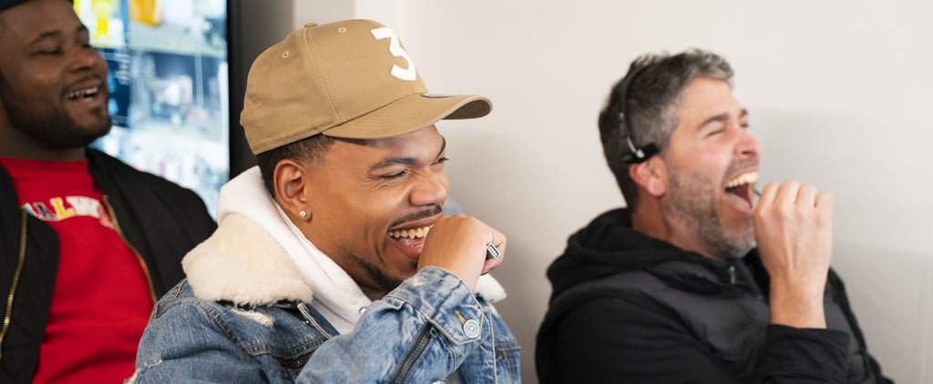 Chance the Rapper Is Hosting a Punk'd Reboot on Quibi