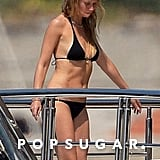 Gwyneth Paltrow Soaks Up the Sun in a Bikini During a Yacht Day in St.-Tropez
