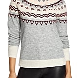Halogen x Atlantic-Pacific Fair Isle Sweater
