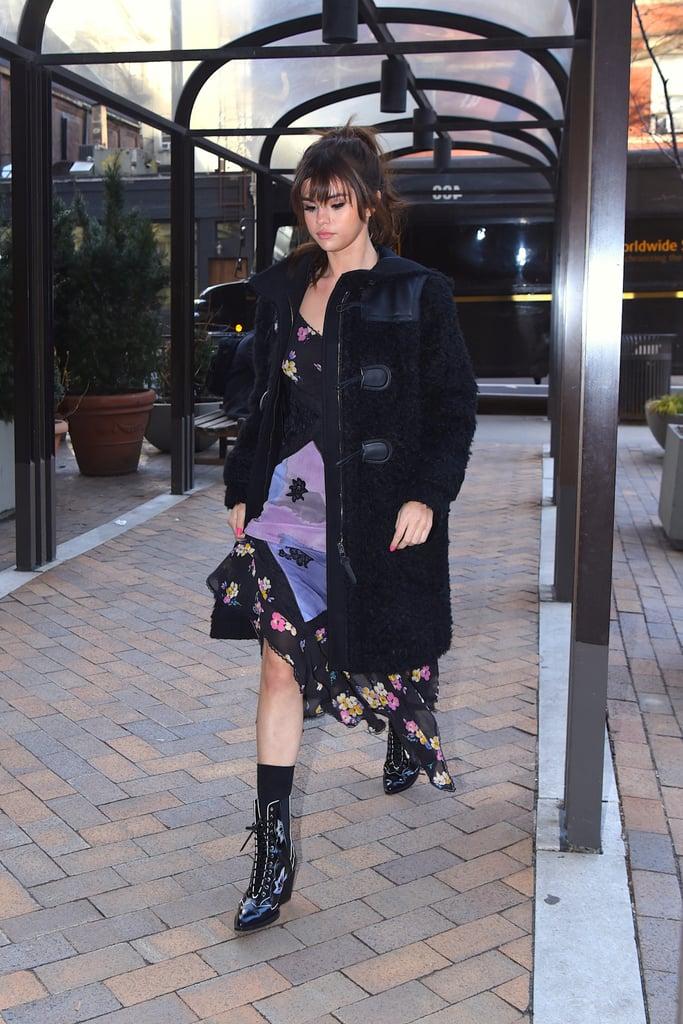 Selena Gomez's Street Style