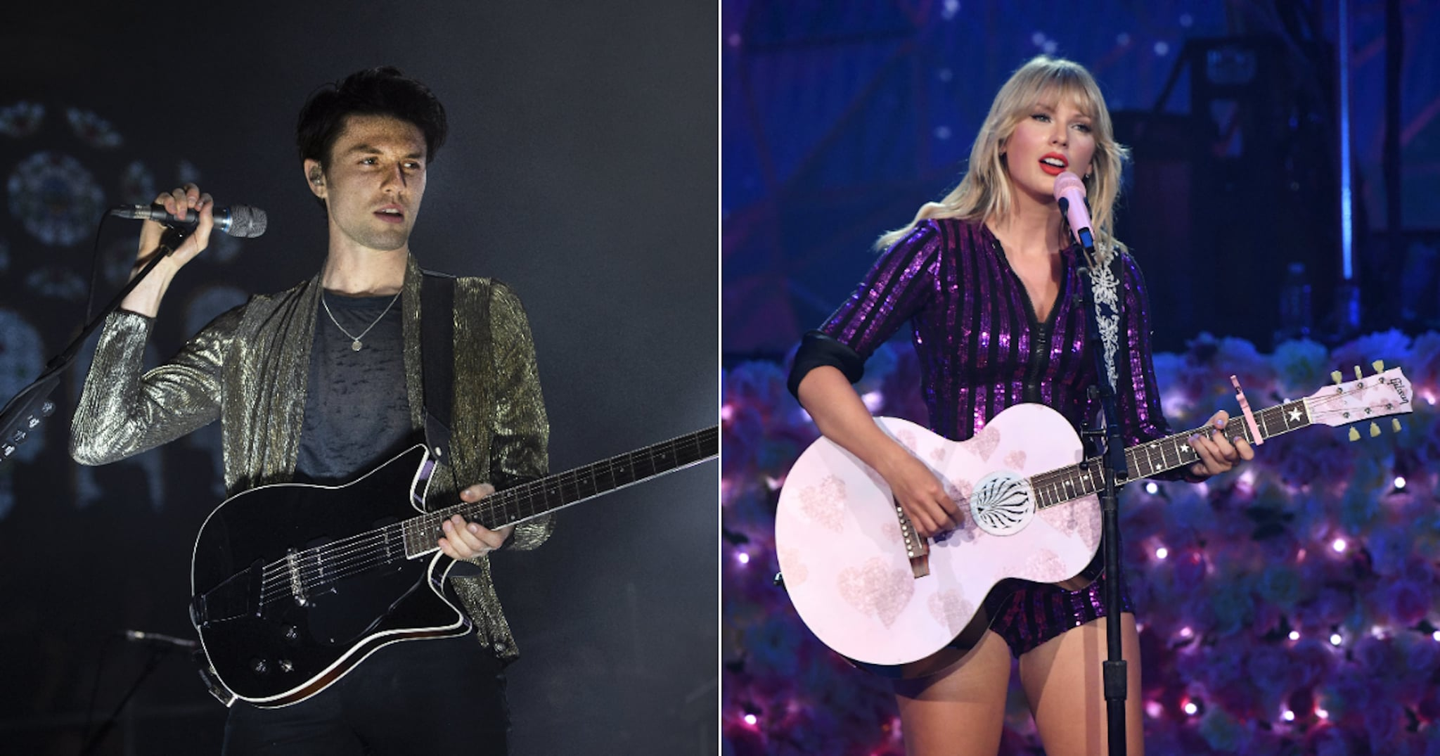 """James Bay's Cover of """"False God"""" Is So Good, Taylor Swift Kinda Freaked Out"""