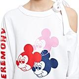 Disney x Opening Ceremony Mickey Mouse Sweatshirt Dress