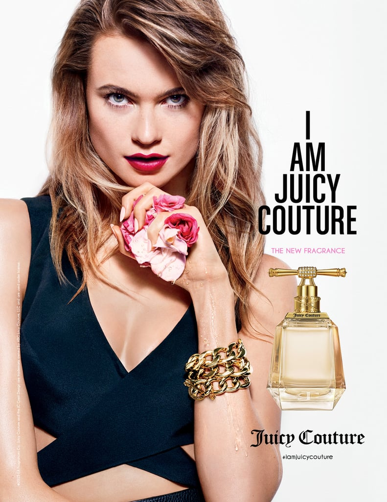 Behati Prinsloo For Juicy Couture