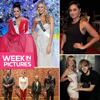 Celebrity Pics: Les Misérables, Harry Styles, Miss Universe