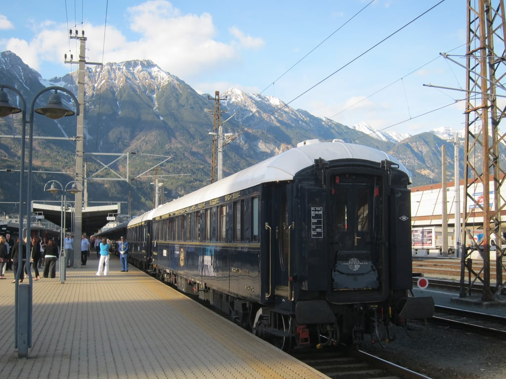 The orient express europe best train trips in the world for Best train vacations in the world