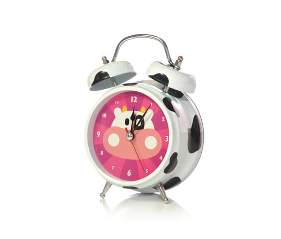 Talking Cow Clock