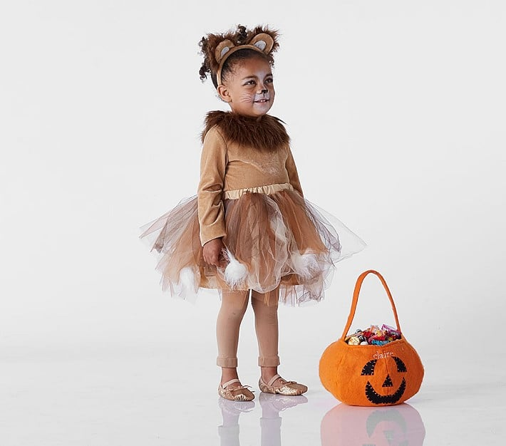 Pottery Barn Kids Toddler Lion Costume Animal Halloween Costumes