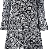 Tory Burch Floral Embroidered Dress (£616)
