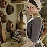 Sophie McShera as Daisy in Downton Abbey. Source: PBS