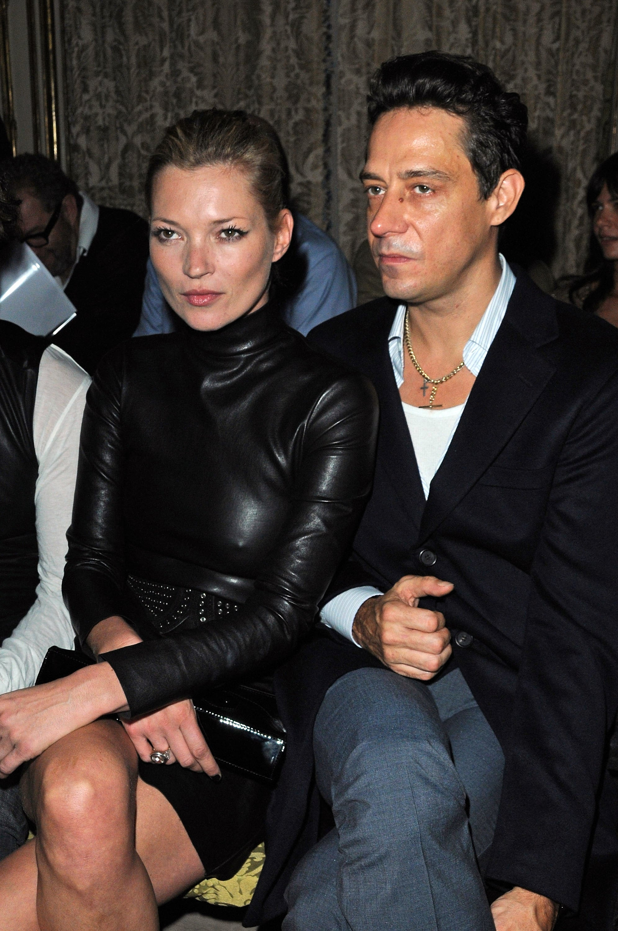 1285d55a1d3 Gallery of Pictures of Kate Moss and Jamie Hince at Miu Miu Show at ...