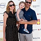 Jimmy Kimmel and Molly McNearney Family Pictures