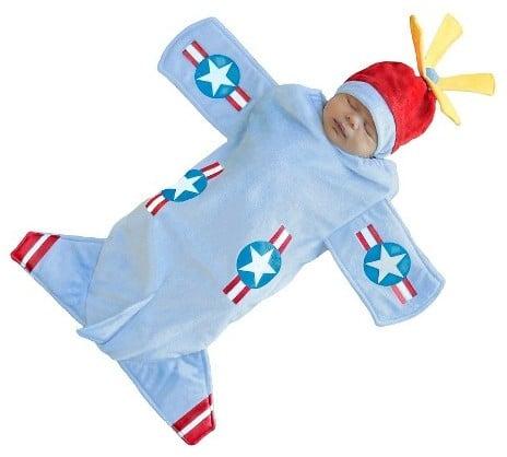 Bennett Bomber Bunting Costume