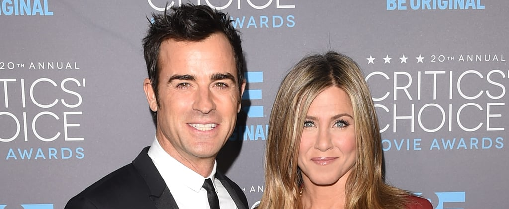 Jennifer Aniston Might Have a Hard Time Saying Goodbye to Her Enormous Engagement Ring