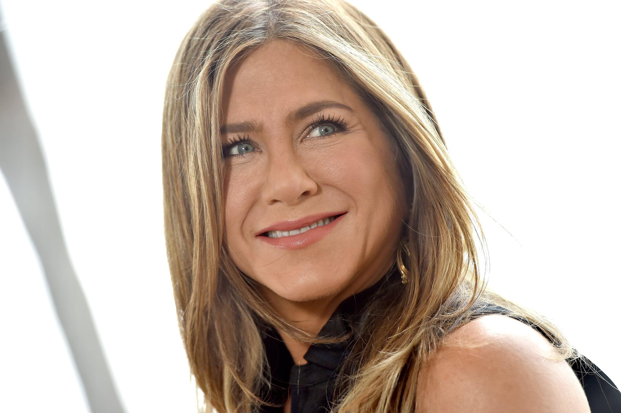 MARINA DEL REY, CALIFORNIA - JUNE 11: Jennifer Aniston attends the photocall of Netflix's