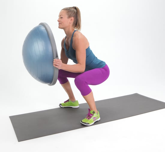 Exercise With A Bosu