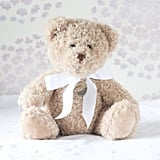 Oh So Cherished Personalised Bramble Christening Bear