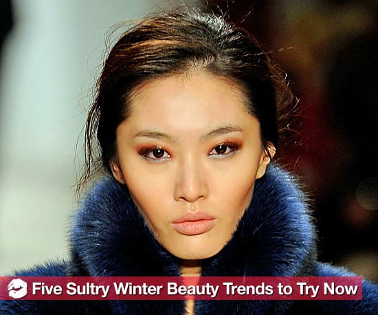 5 Sexy New Winter Hair and Makeup Trends to Try Now