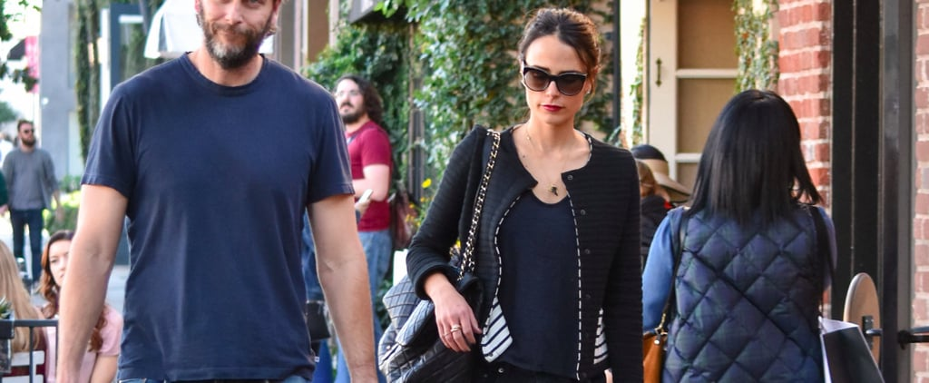 It's Not Jordana Brewster's Chill Outfit That'll Catch Your Eye — It's What She's Wearing With It