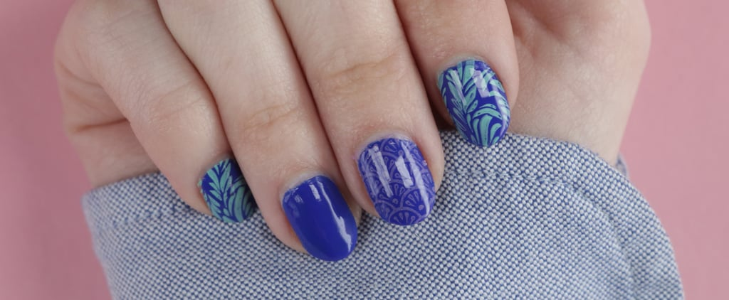 If You Love The Little Mermaid, This Easy Manicure Is a Must